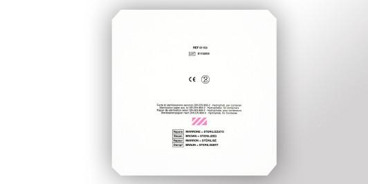 Containerfilter aus Papier zum Einmalgebrauch für Aesculap-Container nach ISO 11607-1-C