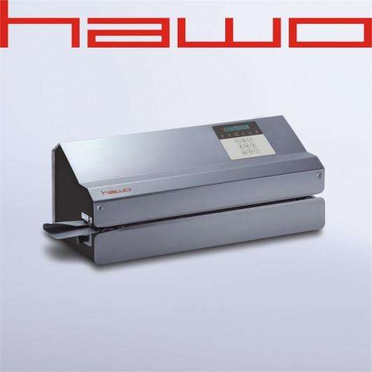 Durchlaufsiegelgerät mit Drucker