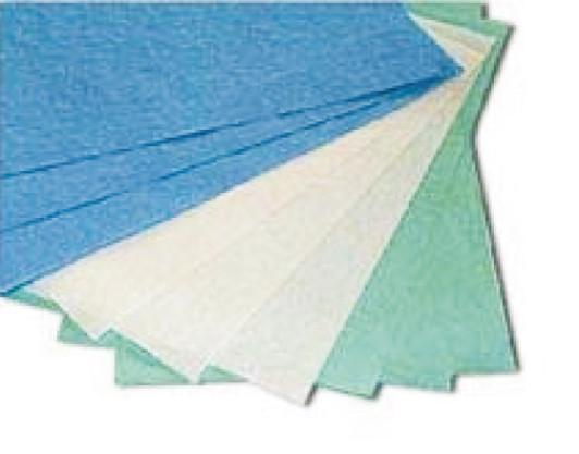 Steri-sheet Soft Krepp, 60g / m2, blau