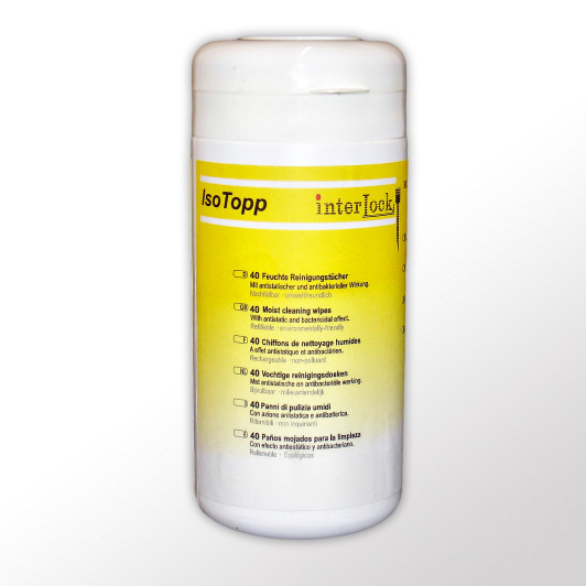 IsoTopp-plus Reinigungstücher