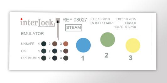 Drei-Phasen Indikator Dampfindikator - Klasse 6