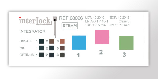 Drei-Phasen Indikator Dampfindikator - Klasse 5